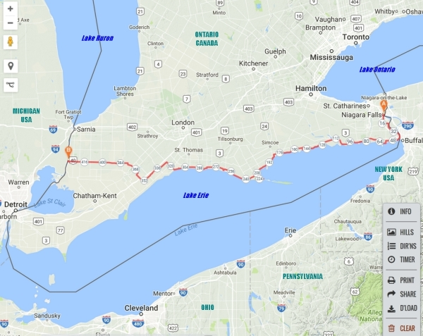 thru-ontario-canada_map