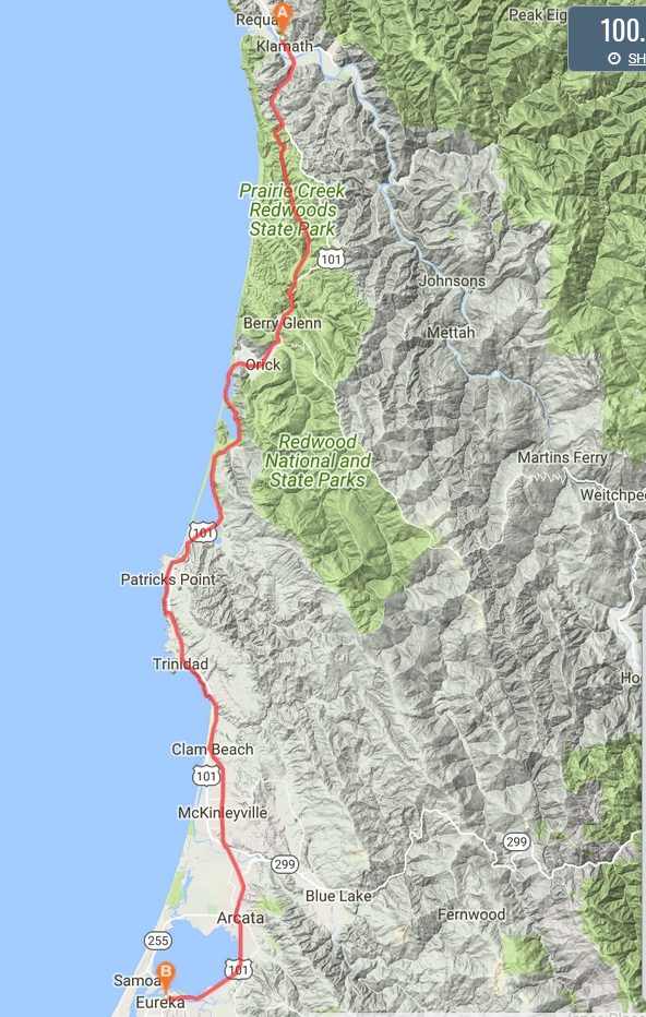 Klamath-Eureka